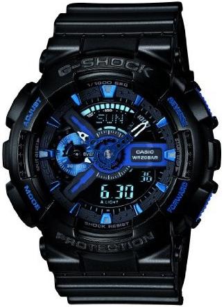 G-Shock GA-113B-1AER G-Shock 30 lat G-Shocka LIMITED