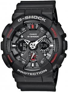 zegarek męski Casio G-Shock GA-120-1AER