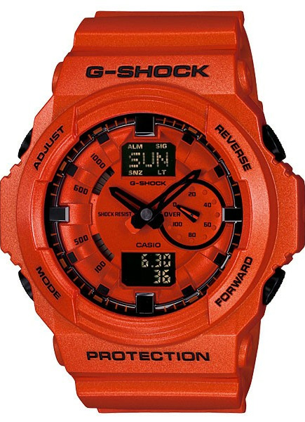 G-Shock GA-150A-4AER G-Shock