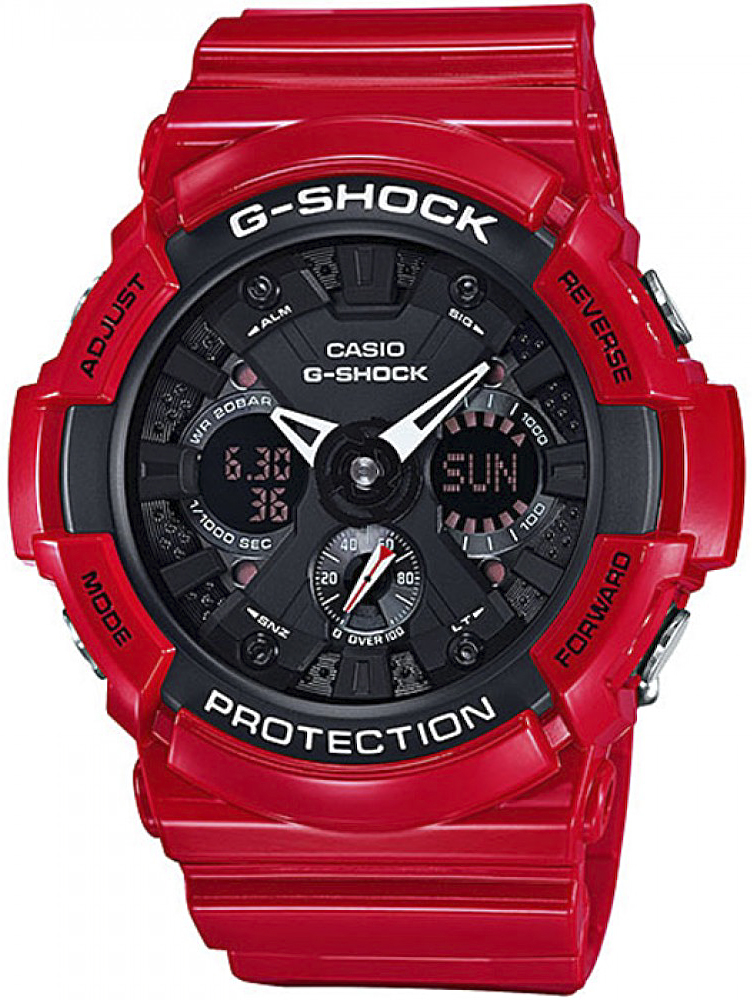 G-Shock GA-201RD-4AER G-Shock