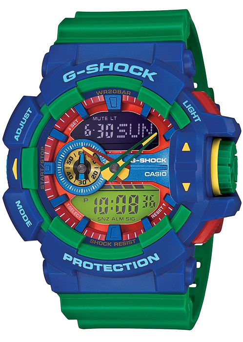 G-Shock GA-400-2AER G-Shock