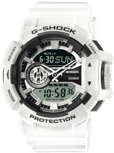 Zegarek G-Shock Casio ROTARY SWITCH -męski - duże 3