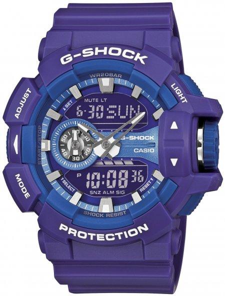 G-Shock GA-400A-6AER-POWYSTAWOWY G-Shock