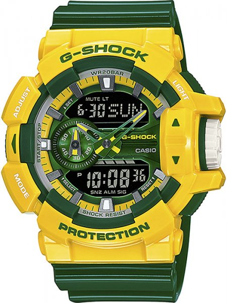 G-Shock GA-400CS-9AER G-Shock GA-400CS-9A