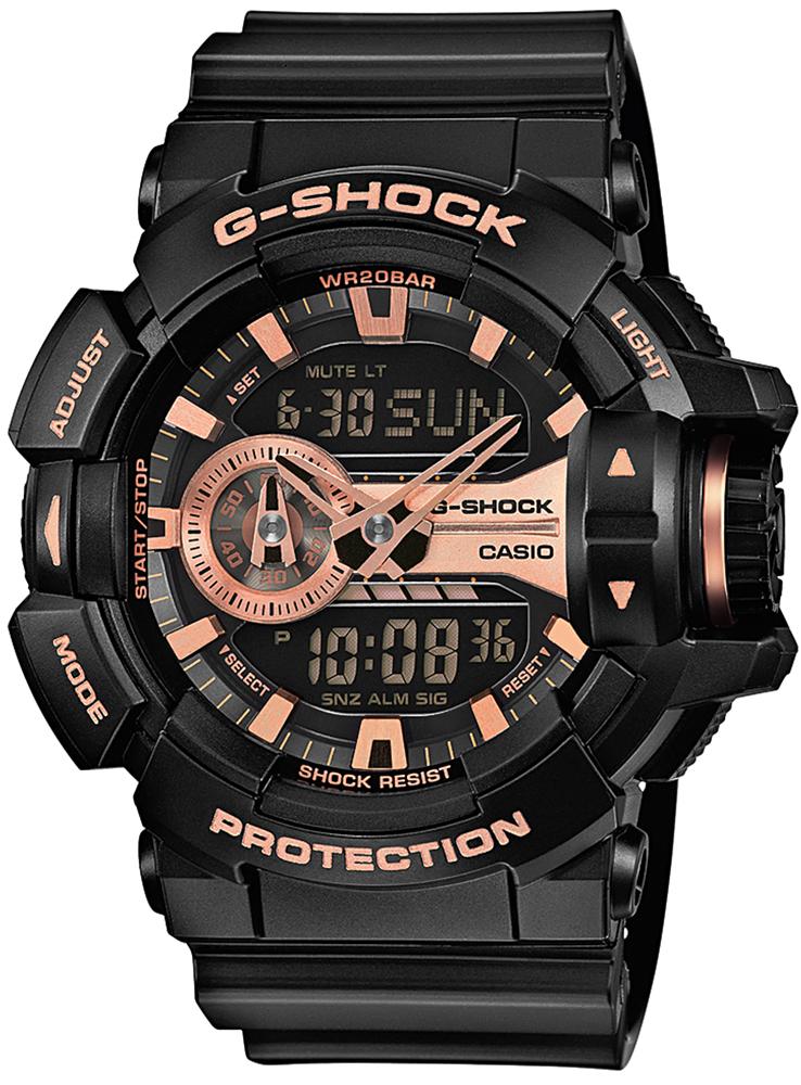 G-Shock GA-400GB-1A4ER G-SHOCK Original GARISH