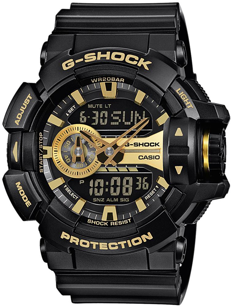 G-Shock GA-400GB-1A9ER G-SHOCK Original GARISH