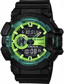 zegarek LIME ACCENTS Casio GA-400LY-1AER