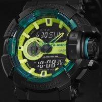 Zegarek męski Casio G-SHOCK g-shock GA-400LY-1A - duże 2
