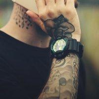 Zegarek męski Casio G-SHOCK g-shock GA-400LY-1A - duże 3