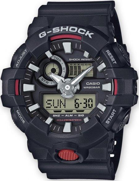 Zegarek Casio G-SHOCK GA-700-1AER - duże 1