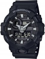 Zegarek męski Casio G-SHOCK g-shock original GA-700-1BER - duże 1