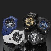 Zegarek męski Casio g-shock original GA-700-2AER - duże 2