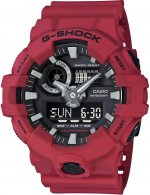 Zegarek męski Casio g-shock original GA-700-4AER - duże 1