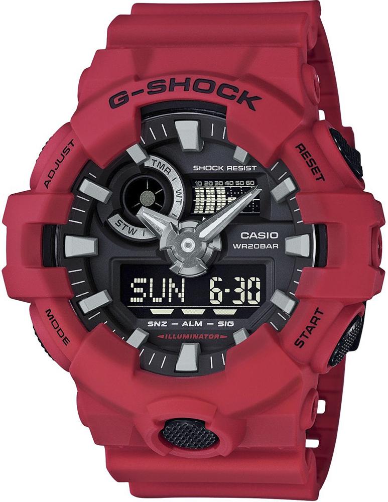 G-Shock GA-700-4AER G-SHOCK Original NO COMPLY