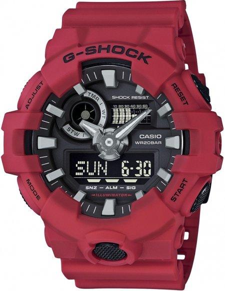 GA-700-4AER - zegarek męski - duże 3