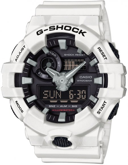 G-Shock GA-700-7AER G-SHOCK Original NO COMPLY