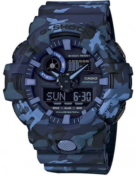 Zegarek Casio G-SHOCK GA-700CM-2AER - duże 1