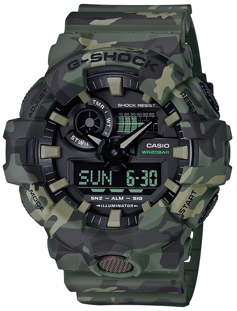 G-Shock GA-700CM-3AER G-SHOCK Original