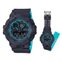 Zegarek męski Casio g-shock GA-700SE-1A2ER - duże 3