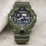 Zegarek męski Casio g-shock original GA-700UC-3AER - duże 2
