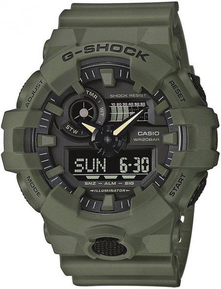 G-Shock GA-700UC-3AER G-SHOCK Original NO COMPLY UTILITY COLOR