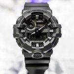 Zegarek męski Casio g-shock original GA-700UC-8AER - duże 2