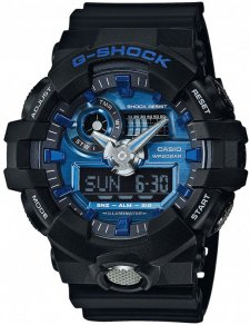 zegarek męski Casio G-Shock GA-710-1A2ER