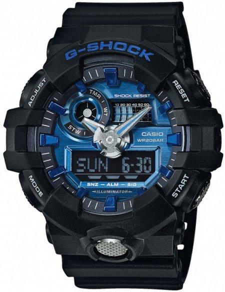 Zegarek Casio G-SHOCK GA-710-1A2ER - duże 1