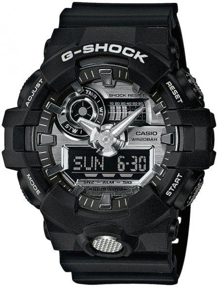 GA-710-1AER - zegarek męski - duże 3