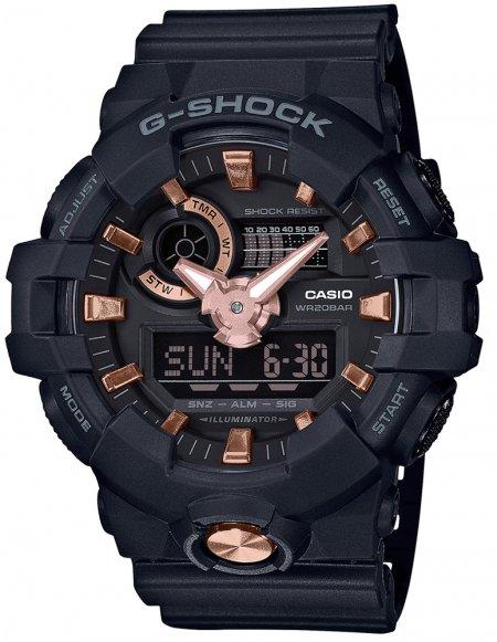 GA-710B-1A4ER - zegarek męski - duże 3