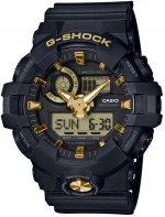 Zegarek męski Casio G-SHOCK g-shock original GA-710B-1A9ER - duże 1