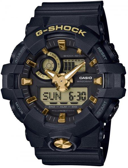 Zegarek Casio G-SHOCK GA-710B-1A9ER - duże 1