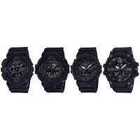 Zegarek męski Casio g-shock specials GA-735A-1AER - duże 2