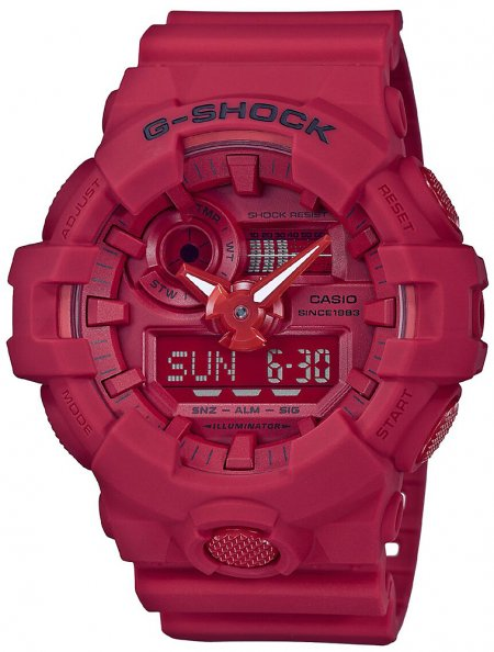 G-Shock GA-735C-4AER G-SHOCK Specials 35TH ANNIVERSARY RED OUT COLLECTION