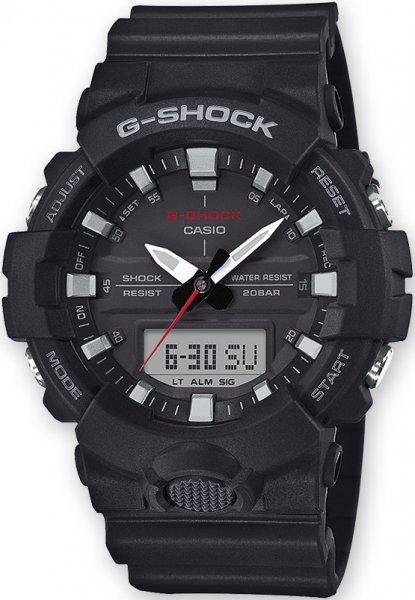 Zegarek G-Shock Casio 3 HANDS MID SIZE -męski - duże 3