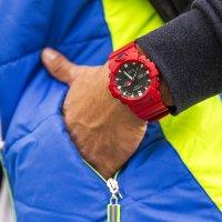 Zegarek męski Casio g-shock GA-800-4AER - duże 2