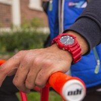 Zegarek męski Casio g-shock GA-800-4AER - duże 3