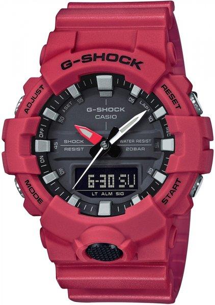 Zegarek Casio GA-800-4AER - duże 1