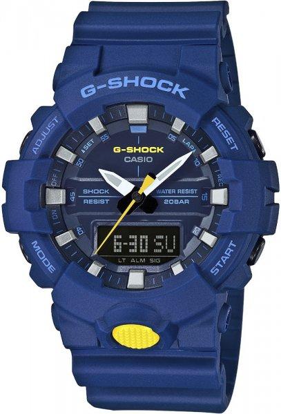 Zegarek Casio GA-800SC-2AER - duże 1