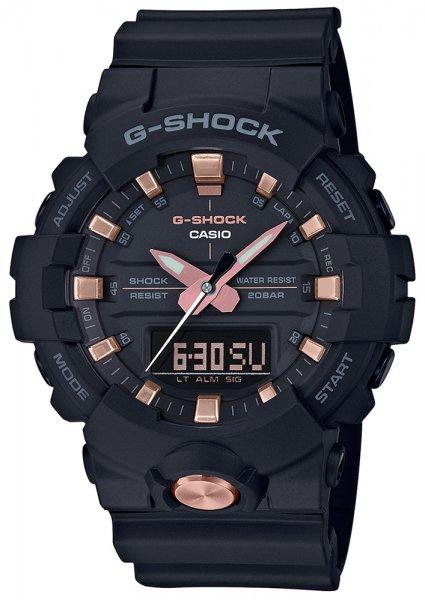G-Shock GA-810B-1A4ER G-SHOCK Original MID SIZE BLACK AND GOLD