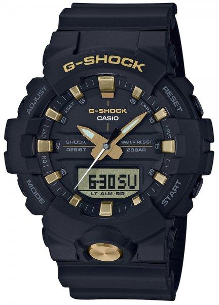 G-Shock GA-810B-1A9ER G-SHOCK Original MID SIZE BLACK AND GOLD