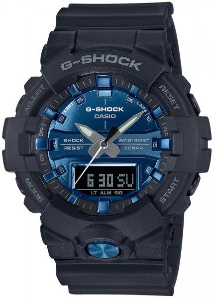 GA-810MMB-1A2ER - zegarek męski - duże 3
