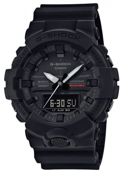 G-Shock GA-835A-1AER G-SHOCK Specials 35TH ANNIVERSARY LIMITED 3 HANDS MID SIZE Big Bang