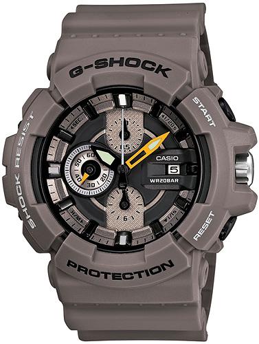 GAC-100-8AER - zegarek męski - duże 3