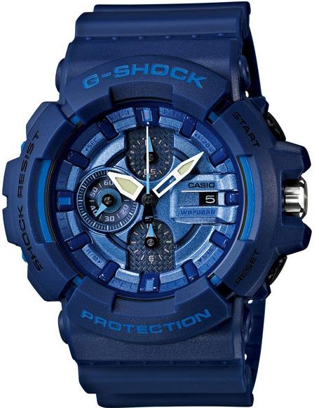 GAC-100AC-2AER - zegarek męski - duże 3