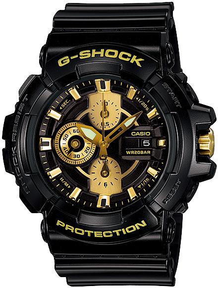 Zegarek Casio G-SHOCK GAC-100BR-1AER - duże 1
