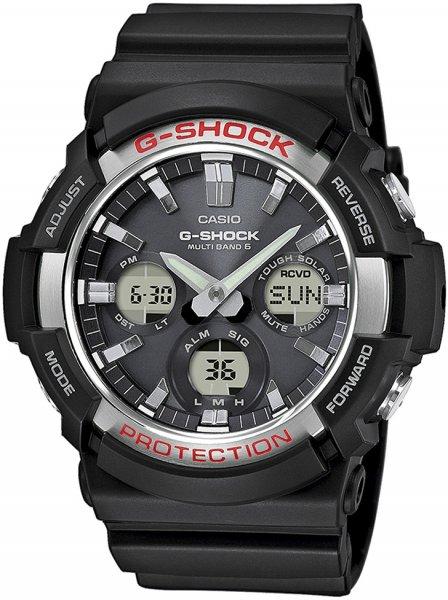 Zegarek męski Casio G-Shock GAW-100-1AER - zdjęcie 1