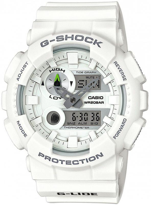 GAX-100A-7AER - zegarek męski - duże 3
