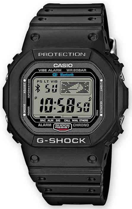 G-Shock GB-5600B-1ER G-Shock G-Shock Bluetooth 4.0