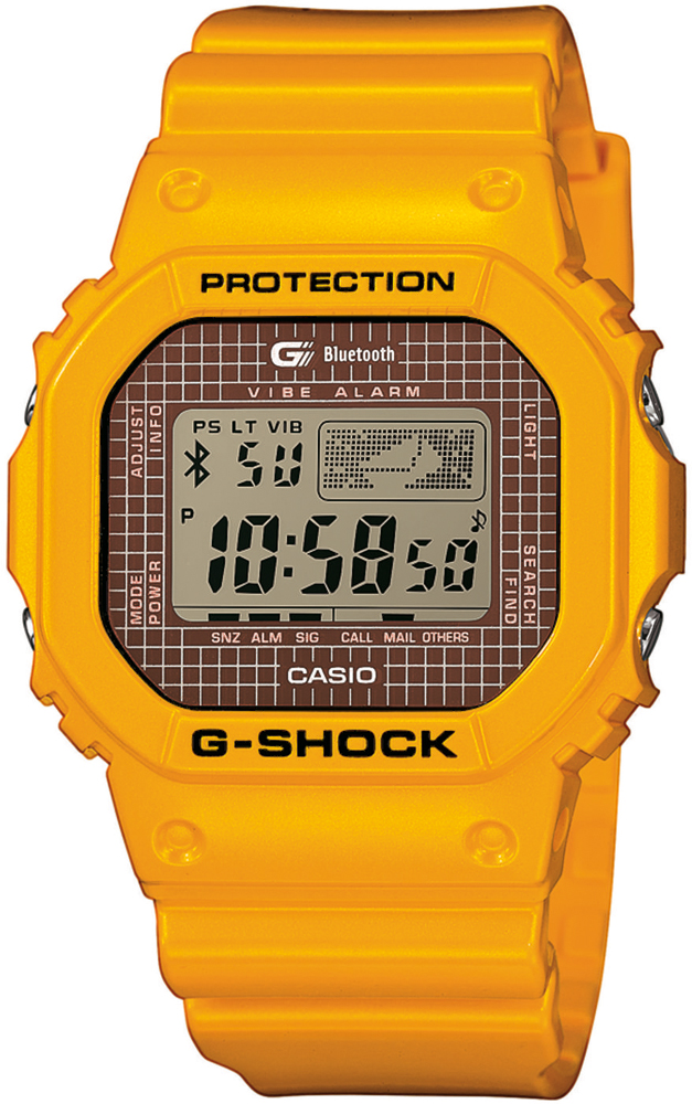 GB-5600B-9ER - zegarek męski - duże 3